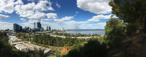 More of Perth's skyline