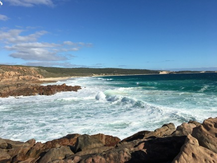 North of Margaret River.