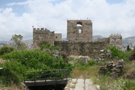A Crusader Era fortress, that was eventually used as a Byzantine era prison.