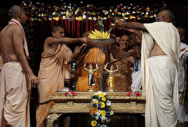 India Part 2 – Bangalore and a Brush with the HariKrishnas
