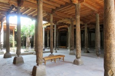 Another colonnaded mosque. This one was really quite pretty.