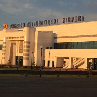 Farewell Urgench International Airport!