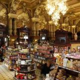 Inside Yeliseev's Food Hall. During Soviet times this was one of the only grocery stores that remained.