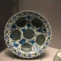 The Pergamon has so much pottery from Uzbekistan!!!