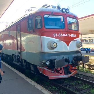Huh, Hungarian Railways is surprisingly decent.