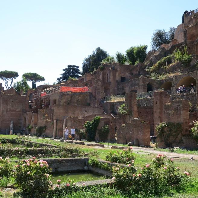 Tons of Roman stuff around the forum.