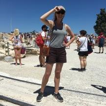 Hey, I'm a tourist!!!