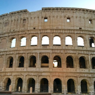 The Colosseum!!!