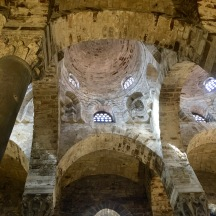 Some of the churches didn't retain their amazing mosaics.