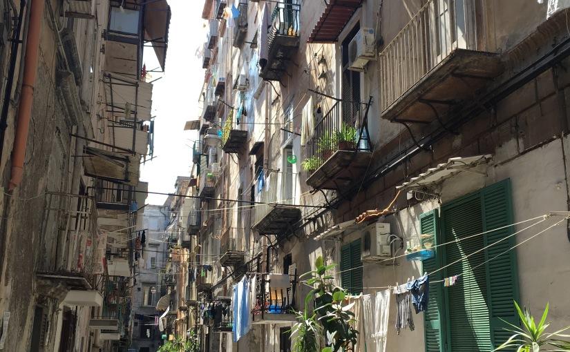 I love Naples! I loveNaples!
