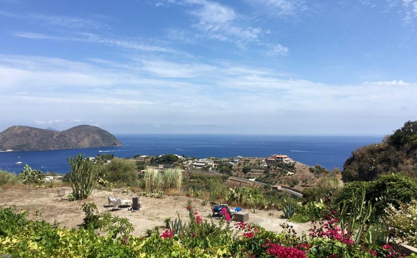 The Little Island ofLipari