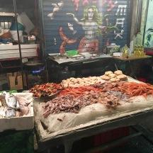 So much sea food.