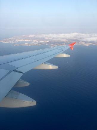Farewell, Italy!