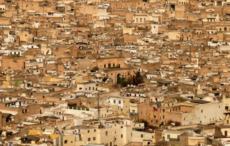 Morocco – Fez (and food poisoning, too)