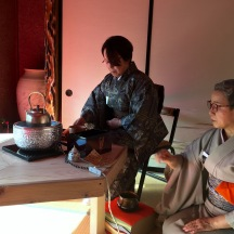 This was my first tea ceremony, and I have to say, I was impressed.