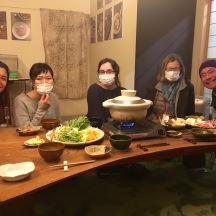 Hot pot! Yeah, everyone got colds at one point. :(